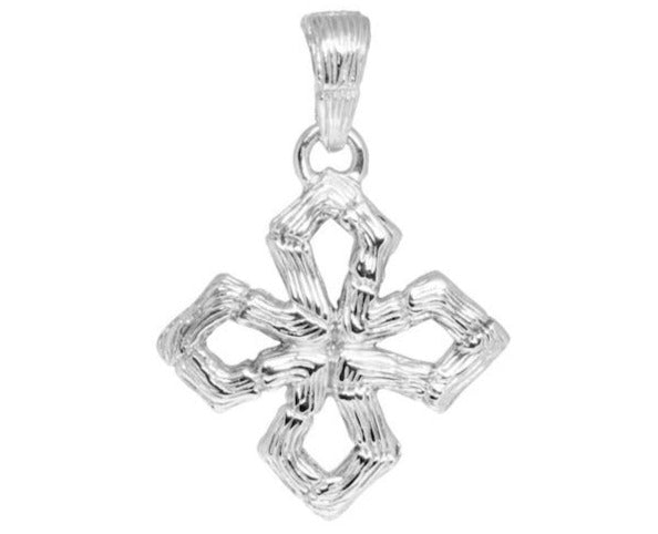 Maltese Cross Pendant-nagicia-jewelry-handcrafted-in-bali
