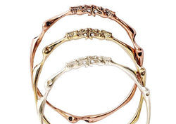 Dragon Root Bangle Bracelet - nagicia