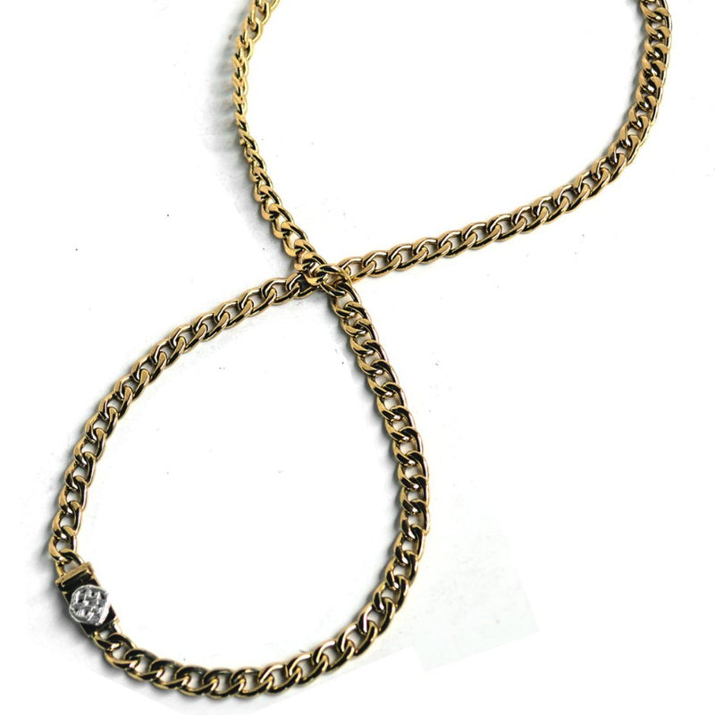 Cuba Chain Necklace-nagicia-jewelry-handcrafted-in-bali