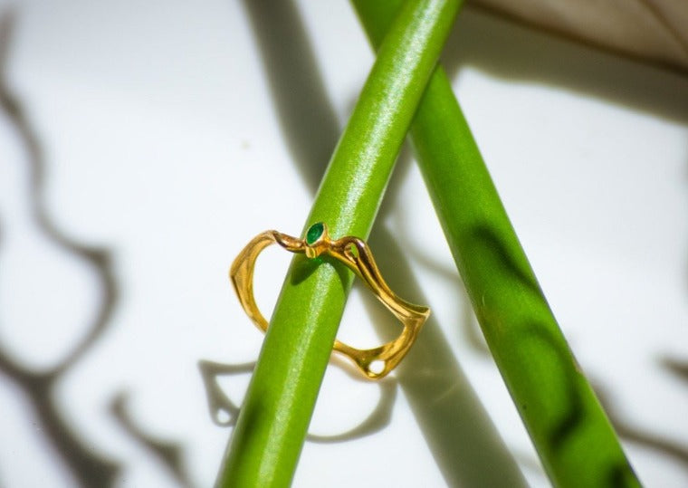 nagicia-jewelry-emerald-bamboo-stack-rings-made-in-bali