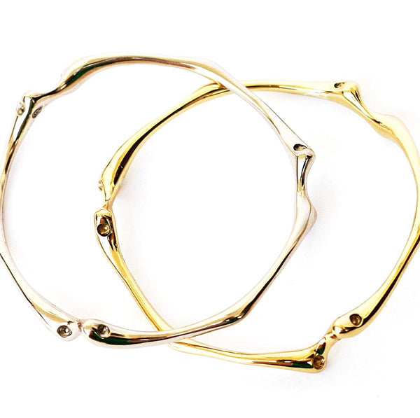 Quintessential Root Bangle - nagicia