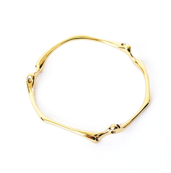 Quintessential Root Bangle