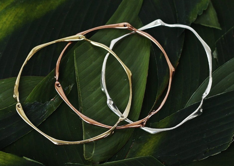 Root Stack Bangles