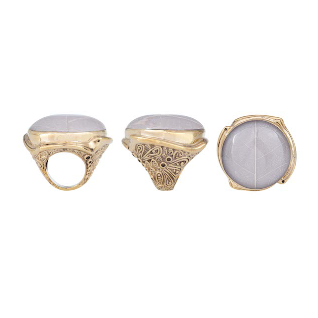 Sirsak Statement Ring - nagicia