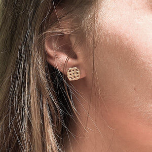 BABE INFINITY EAR STUDS