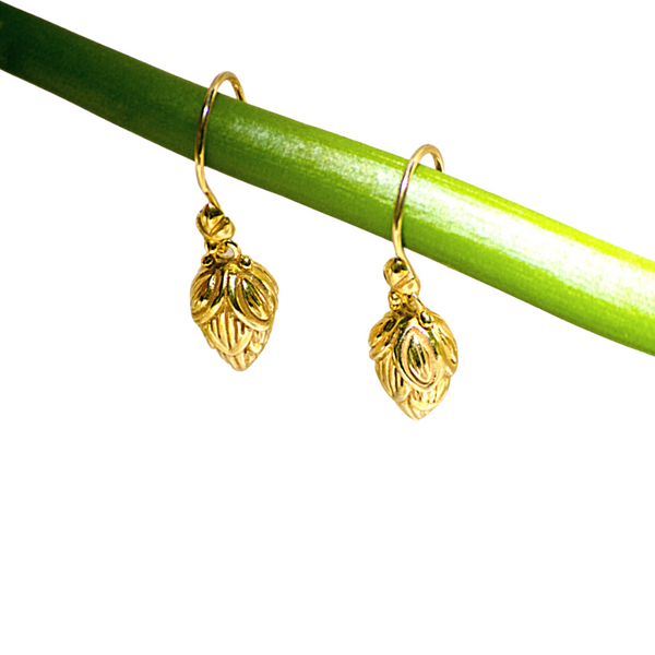 nagicia-jewelry-gold-lotus-heart-earring-made-in-bali