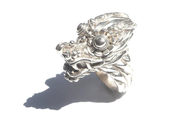 Dragon Naga Ring