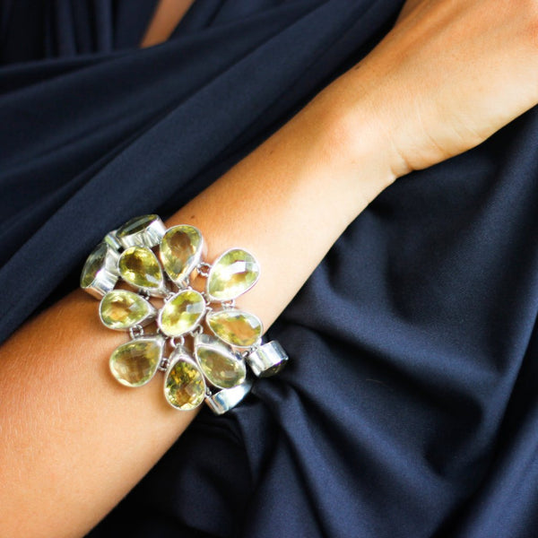 Indian Roc Quartz Bracelets-nagicia-jewelry-handcrafted-in-bali