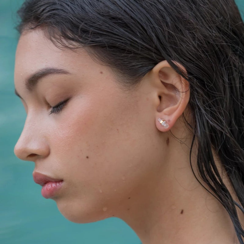 Crystal Earstuds-nagicia-jewelry-handcrafted-in-bali