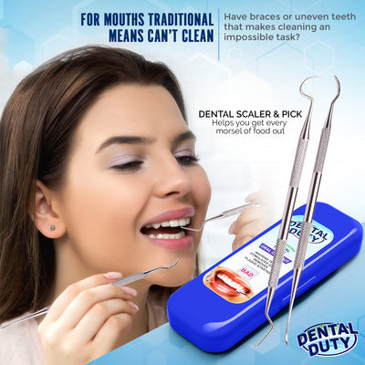 Professional Dental Hygiene Kit