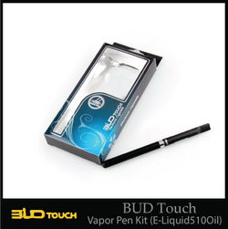BUD Touch Vapor Pen Kit (E-Liquid/510/Oil)