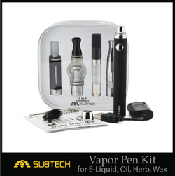 Vapor Pen Kit for E-Liquid, Oil, Herb, Wax