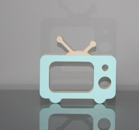Wooden Toy TV - WoodsyWorld