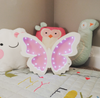 Image of Custom Marquee Signs - Wooden Butterfly Night Light - WoodsyWorld