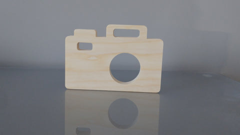 Wooden Toy Camera - WoodsyWorld