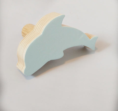 Dolphin Wall Hook - WoodsyWorld