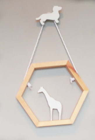 Dog Wall Hook - WoodsyWorld