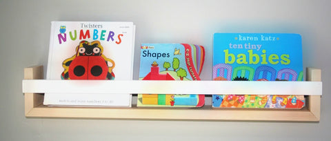 Book Shelf- Double Strip