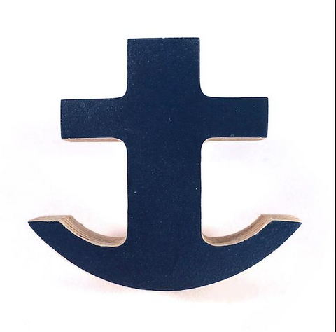 Anchor Wall Hook - WoodsyWorld