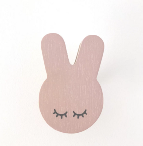 Bunny Wall Hook - WoodsyWorld