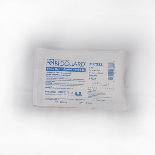 Bioguard Large Gauze Roll 4.5