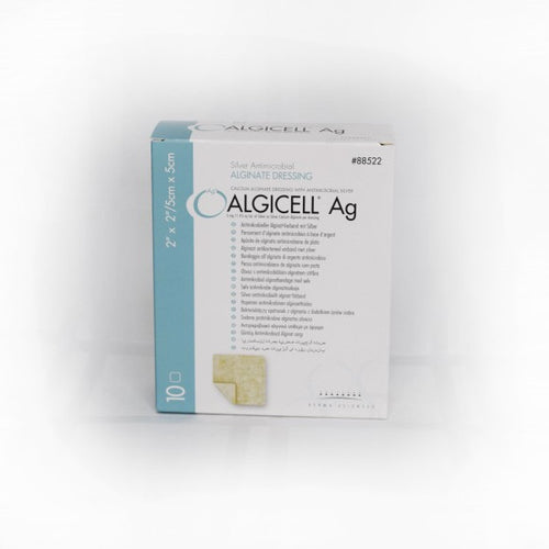 Algicell Ag Antimicrobial Silver Dressing 2