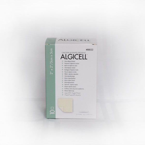 Algicell Calcium Alginate Dressing 2