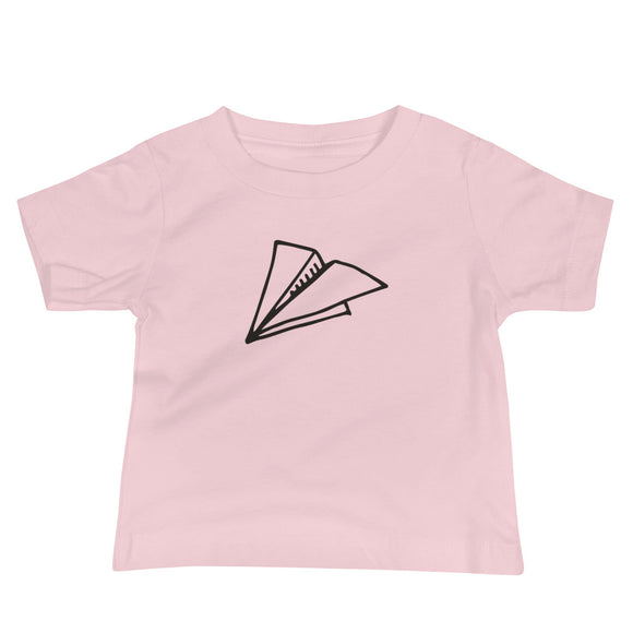 Baby Paper Airplane Tee