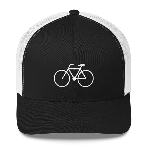 Bicycle Trucker Hat