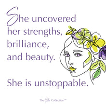 She's empowered...