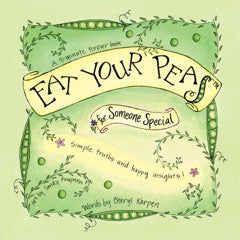 Eat Your Peas for Someone Special