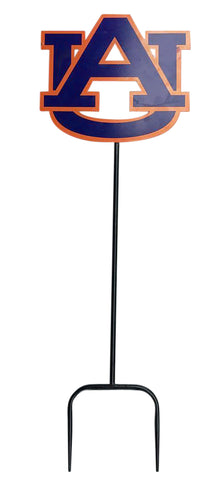 Auburn University Logo Wrought Iron Yard Decor