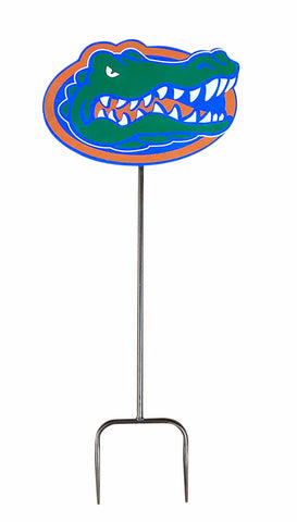 "University of Florida ""Gator"" Wrought Iron Yard Decor"