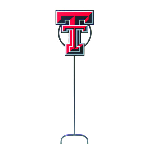"Texas Tech University ""Double T"" Wrought Iron Yard Decor"