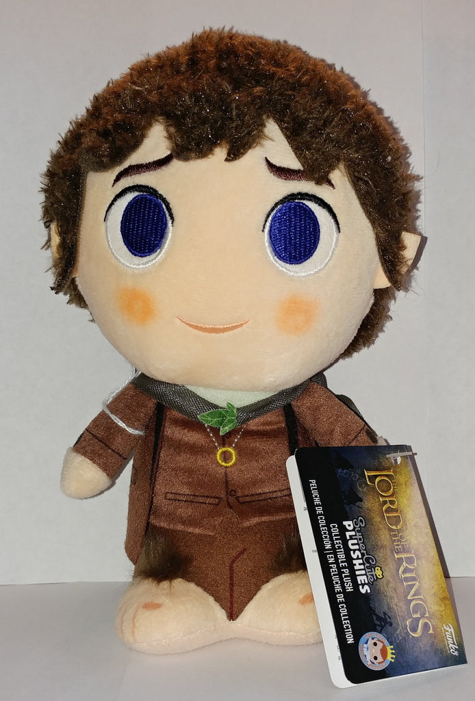 Lord Of The Rings 8 Inch Plush Frodo Baggins