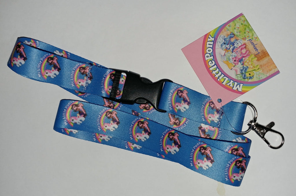 My Little Pony Retro G1 Lanyard