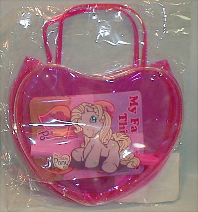 Avon Mini Book My Little Pony Set