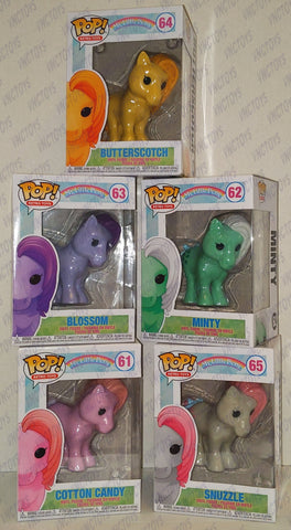 Funko POP! My Little Pony Set Of 5