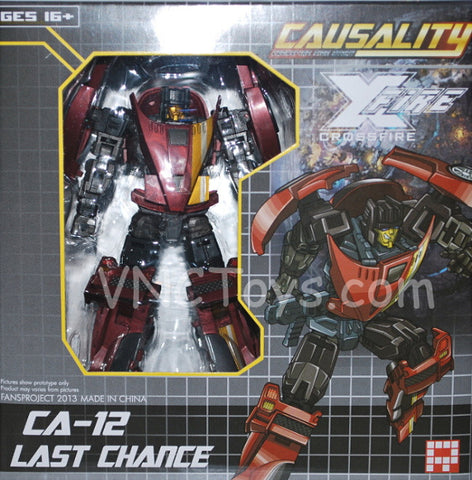 CA-12 Last Chance Fansproject Transformers
