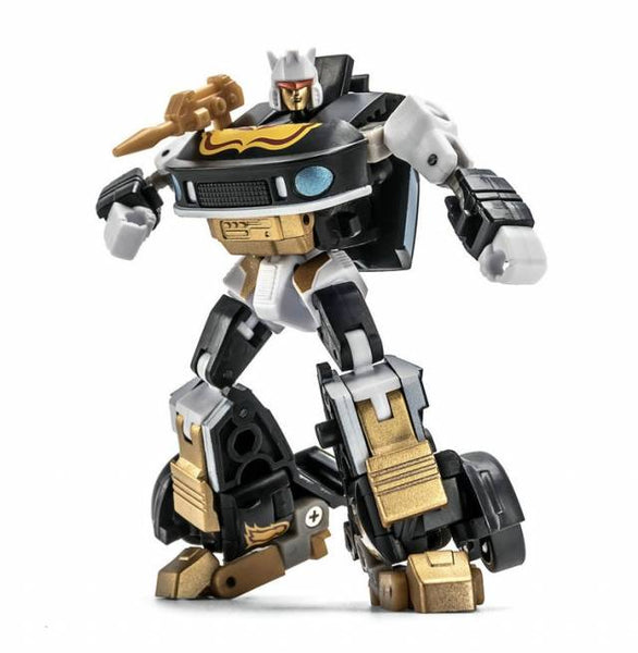 Newage Capoeira Limited Editon Mini Transformer Figure