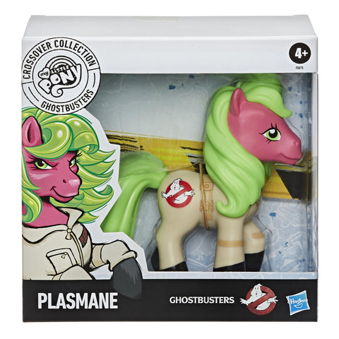 Ghostbusters My Little Pony Crossover Plasmane Preorder