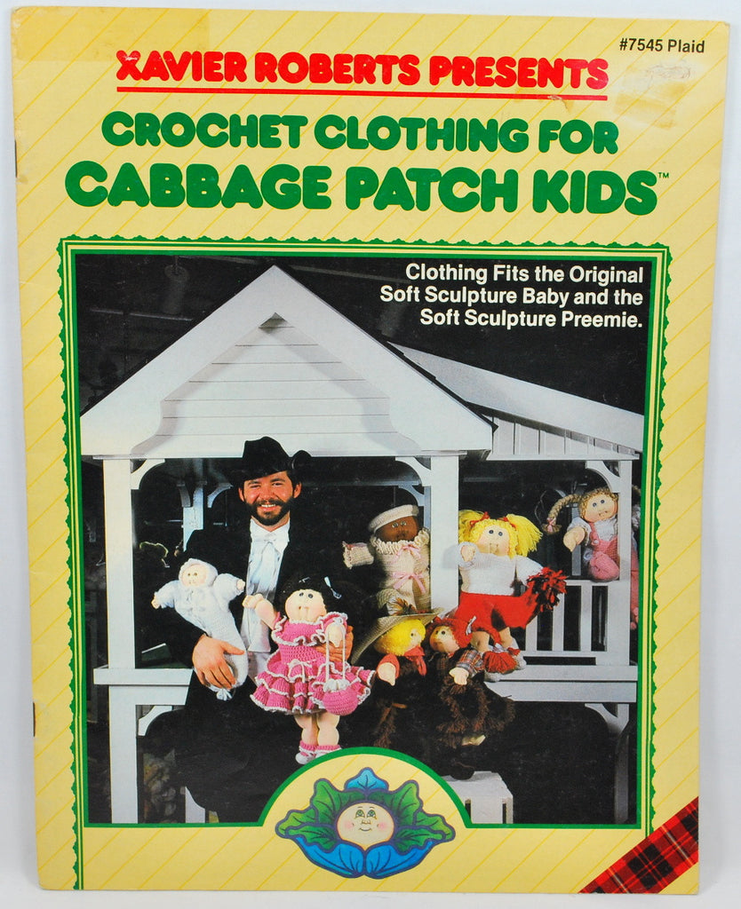 Vintage Cabbage Patch Kids Magazine