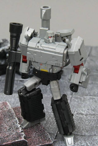 DX9 War In Pocket Mightron Battle Damage