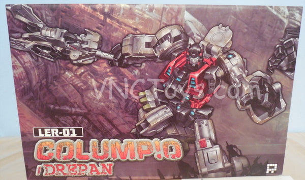 FansProject Lost Exo Realm Columpio Transformers