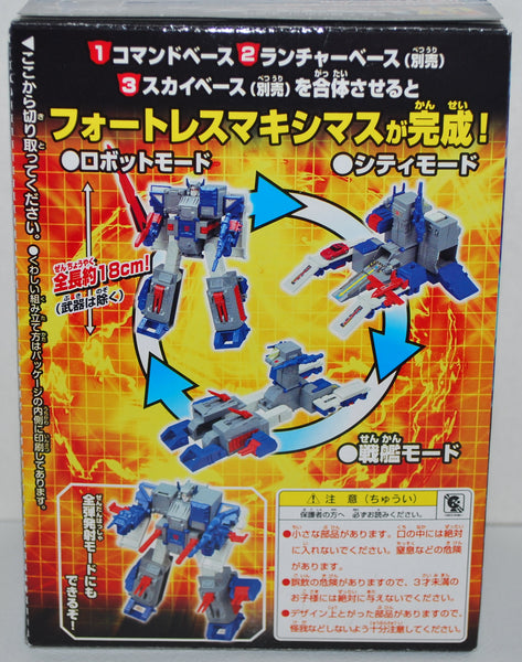 Kabaya DX Fortress Maximus Kits