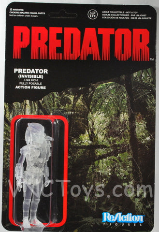Funko ReAction Predator Stealth Mode