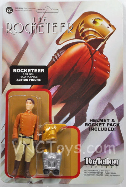 Rocketeer Funko Reaction Figure