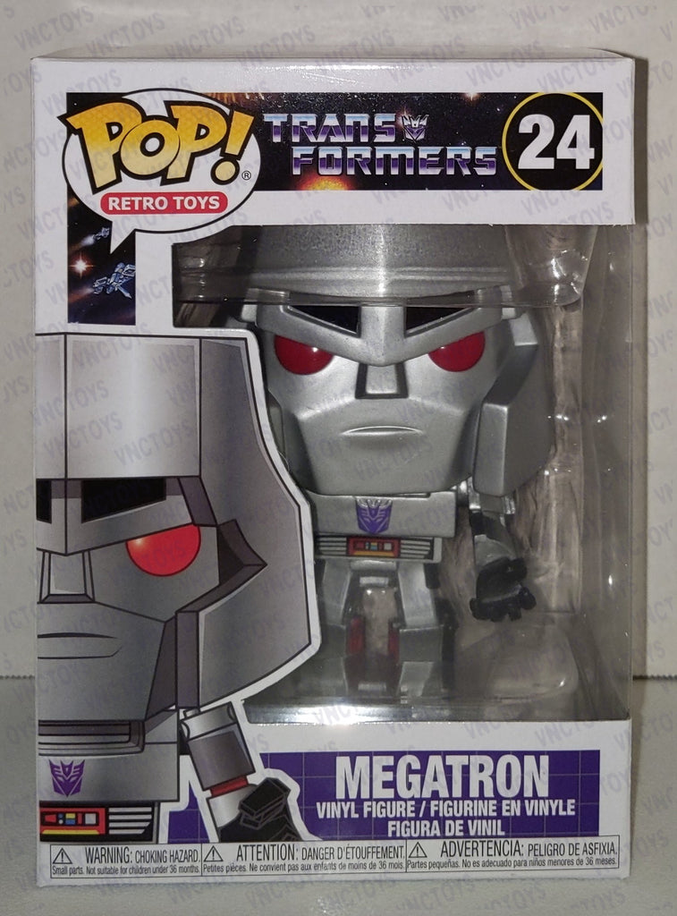Transformers Decepticon Megatron Funko POP!