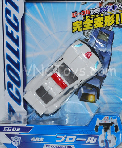 EG03 Prowl Transformers Legend