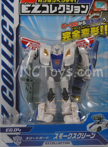 EG04 Smokescreen Transformers Legend